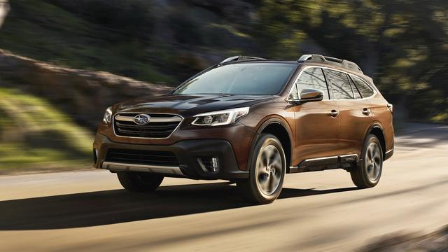 Subaru presenteert nieuwe Outback