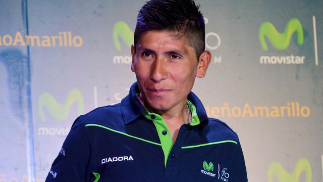 Tourselectie Movistar volledig in teken eerste zege Quintana