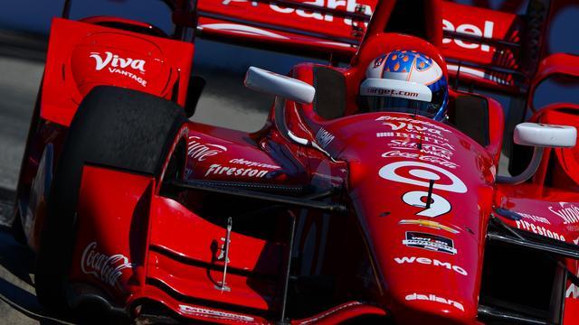 Nieuw-Zeelander Dixon op pole in Indy 500