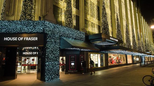 Britse warenhuisketen sluit meer dan helft van de winkels