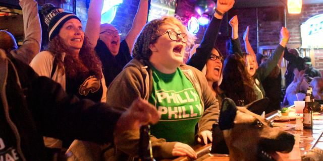 Super Bowl-feestje trekt meer publiek dan alleen footballfans