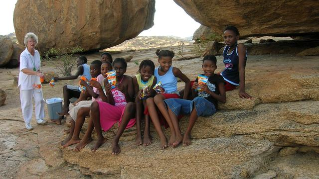 Kinderdorp Usakos wordt opleidingscentrum voor tieners