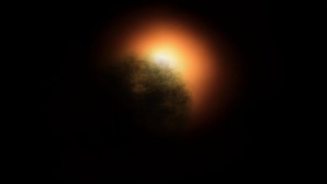 Kosmische stofwolk veroorzaakte plotselinge dimmen van ster Betelgeuze