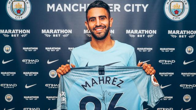 [Fifacoins.com] - Mahrez to Manchest City