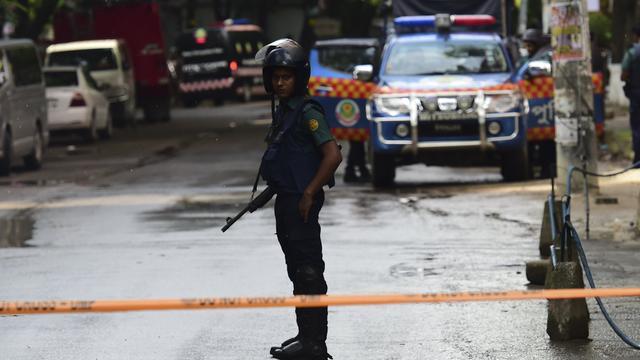 Brit gearresteerd in verband met aanslag op restaurant in Bangladesh