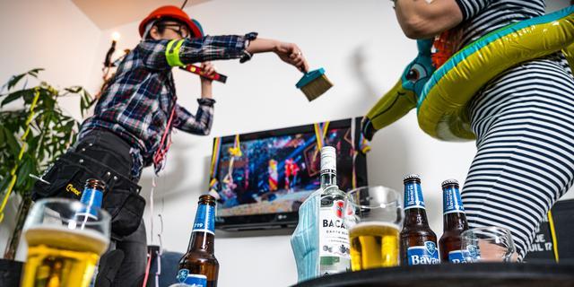 Mislopen carnavalsomzet kost bierbrouwers miljoenen euro's