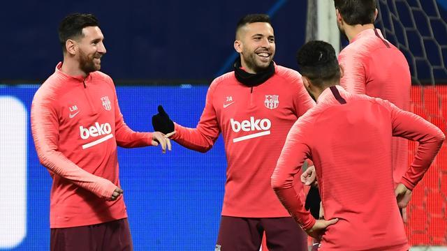 Messi nog twijfelgeval bij FC Barcelona voor duel met Internazionale