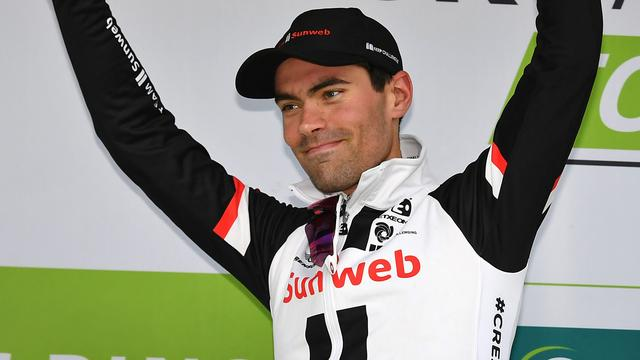 Dumoulin neemt leiding in BinckBank Tour over van Boom