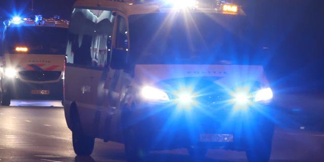 Politie pakt man uit Bavel op vanwege oproep tot rellen in Breda
