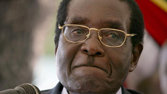 De opkomst en ondergang van Robert Mugabe