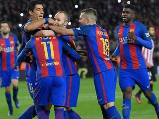 Ploeg van Enrique wint return tegen Athletic Bilbao met 3-1