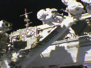 VS heeft in totaal al ruim 100 miljard dollar geïnvesteerd in ruimtestation
