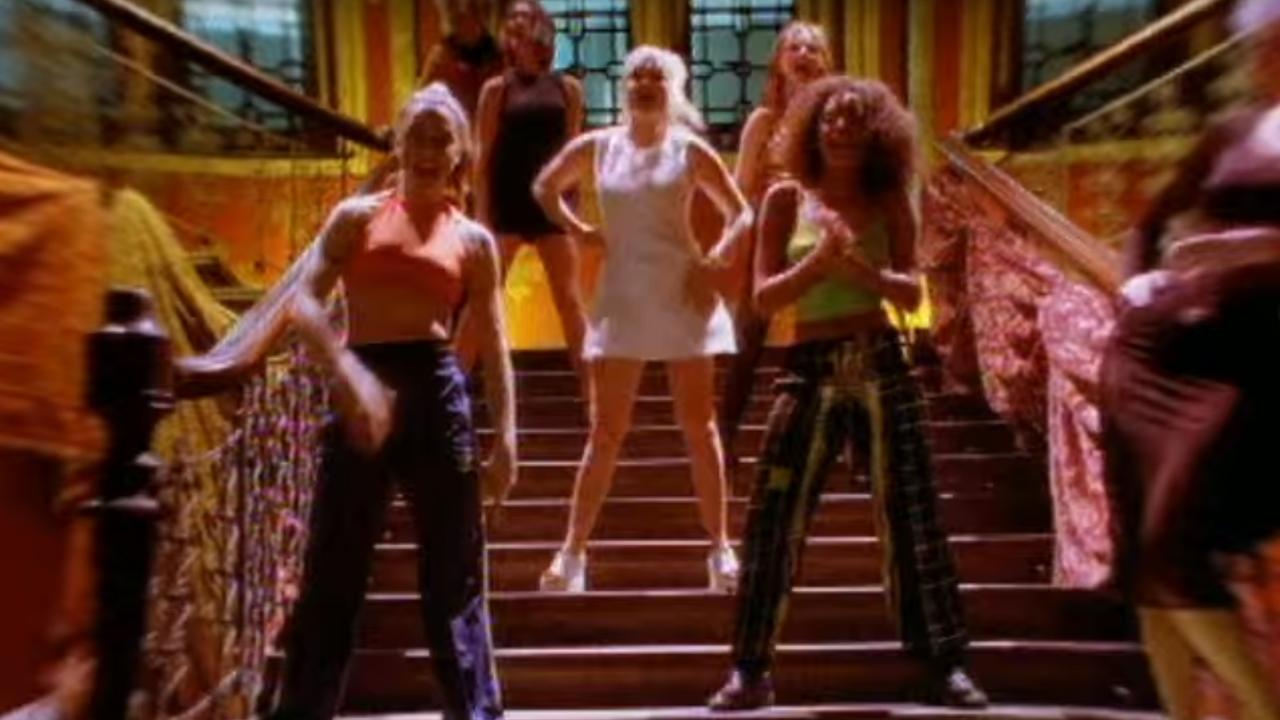 Videoclip: Spice Girls - Wannabe