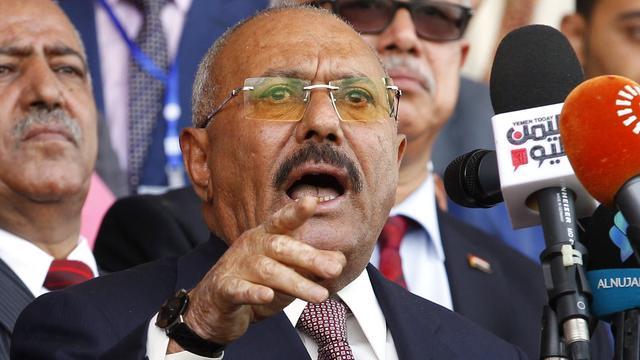 Houthi's: Oud-president Saleh van Jemen gedood