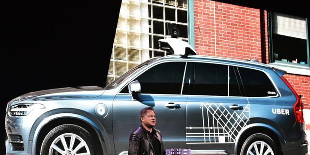 Nvidia stopt met praktijktests zelfrijdende auto's na ongeluk Uber