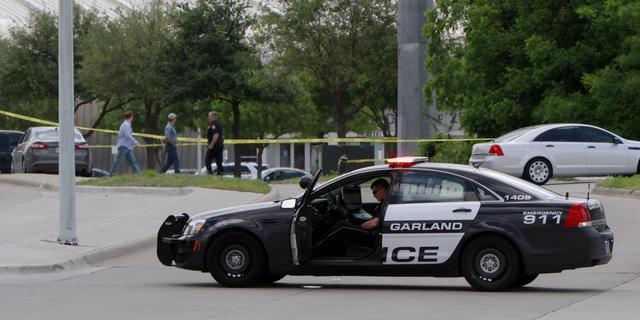 Agent neemt ontslag om geweld zwarte tieners Texas