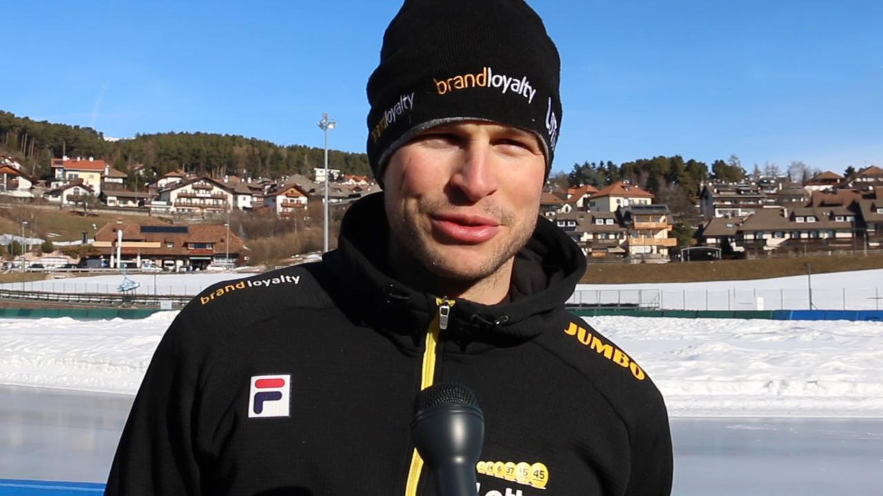 Kramer wacht 'met smart' op supervorm voor Winterspelen