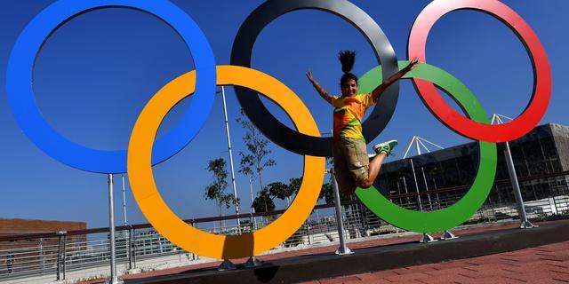 Tv-kijkers stemmen massaal af op Olympische Spelen
