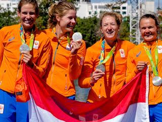 Bouw, Achterberg, Janssen en Beukers tweede achter Duitsland