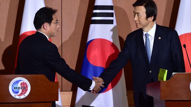 Japan gaat excuses aanbieden voor Zuid-Koreaanse 'troostmeisjes'