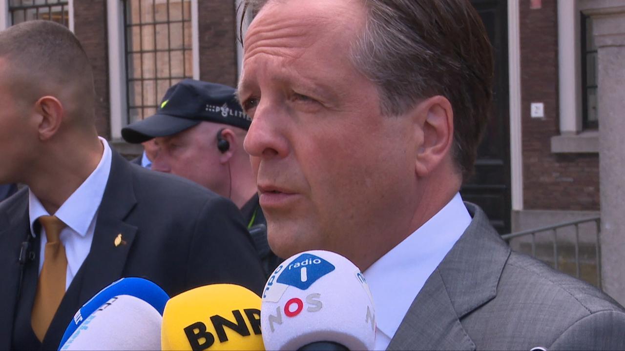 Pechtold legt uit waarom hij coalitie met PvdA en SP wil