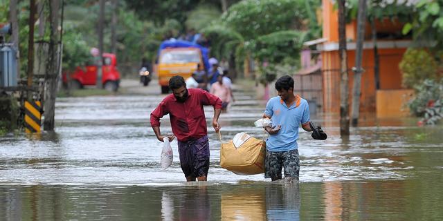 Mogelijk tientallen doden India door uitbreken rattenziekte na overstromingen