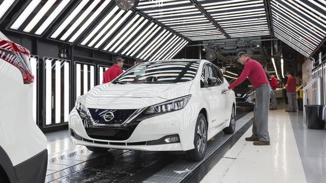 'Kortere levertijden elektrische Nissan Leaf'