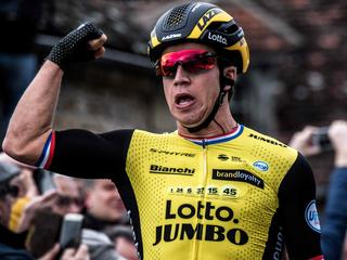 Lotto-Jumbo start met vijf Nederlanders