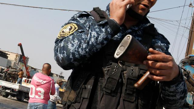 Dode en zeker twintig gewonden door autobom bij opgeslagen stembussen Irak