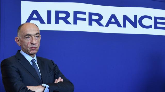 Problemen Air France vooral schadelijk voor de lange termijn
