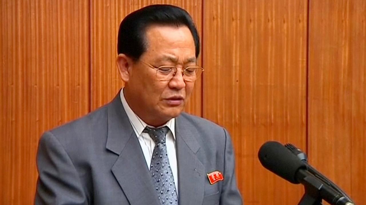 'Vicepremier Noord-Korea ter dood gebracht'