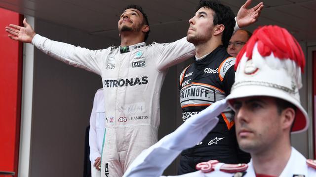 Hamilton dankt 'gentleman' Rosberg na winst in Monaco