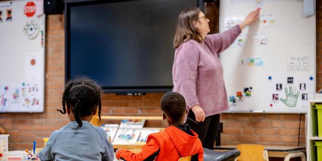 RIVM: Opening basisscholen gaat tot meer besmettingen leiden