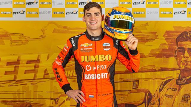 Van Kalmthout kan zich opmaken voor debuut in IndyCar: 6 juni eerste race