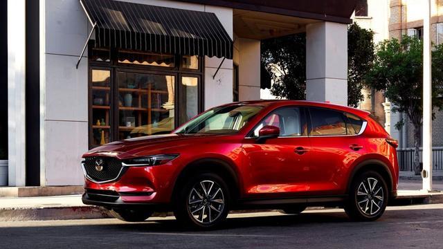 Mazda CX-5 onthuld
