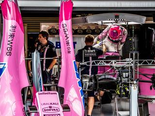 Team kan blijven racen onder naam Racing Point Force India