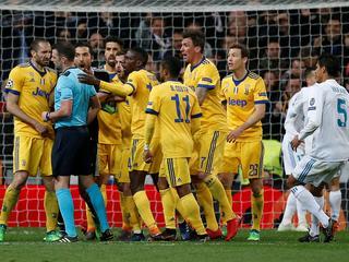 Returns in kwartfinales Champions League om 20.45 uur begonnen