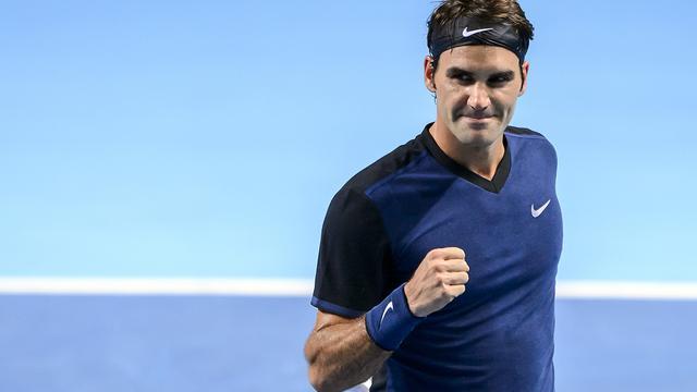 Federer en Nadal bereiken halve finales in Basel