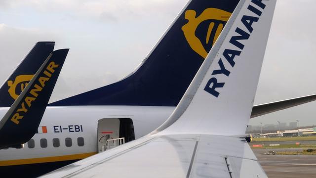 Pilotenstaking treft vrijdag kleine 200 Ryanair-vluchten