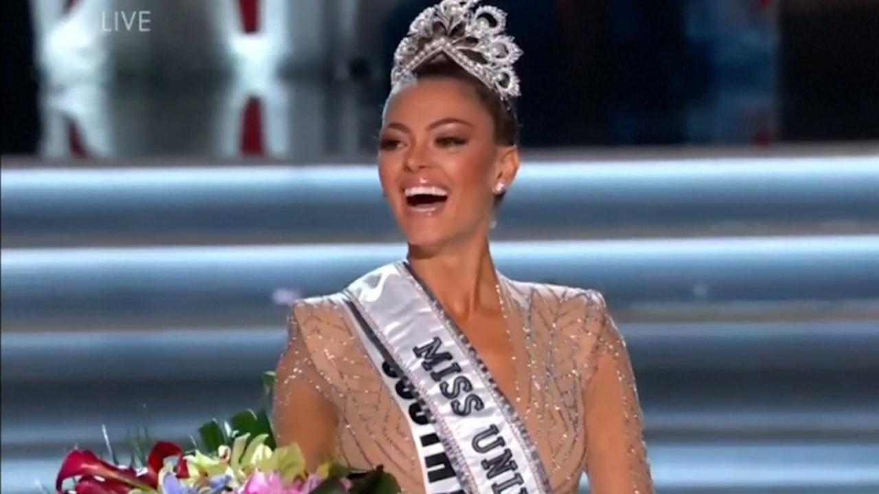 Winnares Miss Universe bekendgemaakt in Las Vegas