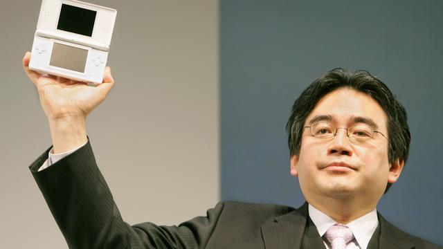 Nintendo-topman Satoru Iwata (55) overleden
