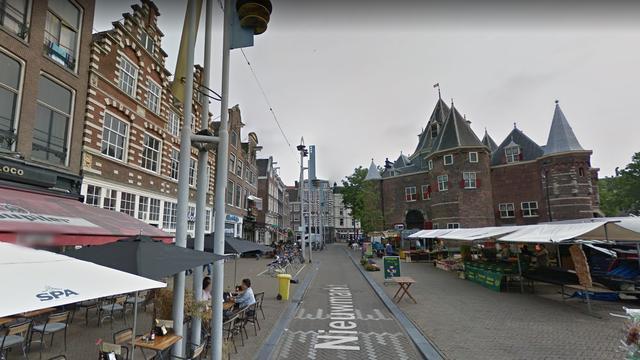 Brand in woning Nieuwmarkt door vergeten pan