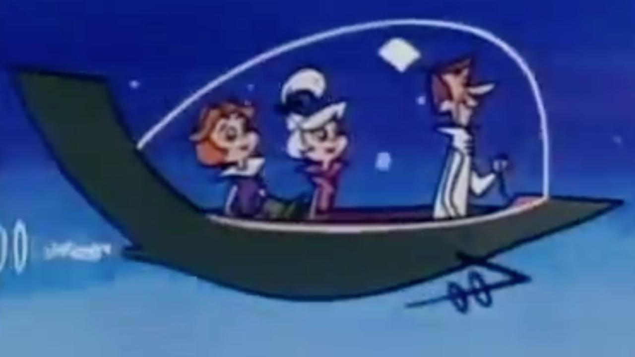 Intro tekenfilmserie The Jetsons