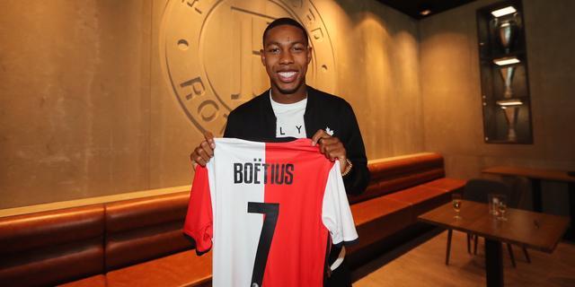 Feyenoord-aanwinst Boëtius heeft geen spijt van buitenlands avontuur