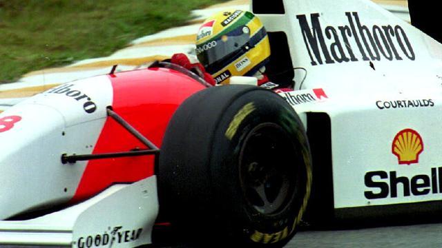 Oud-Formule 1-baas koopt auto van racelegende Senna voor ruim 4 miljoen euro