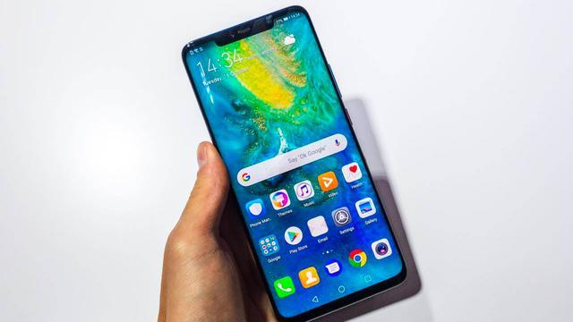Huawei presenteert Mate 20 Pro met vingerafdrukscanner onder scherm