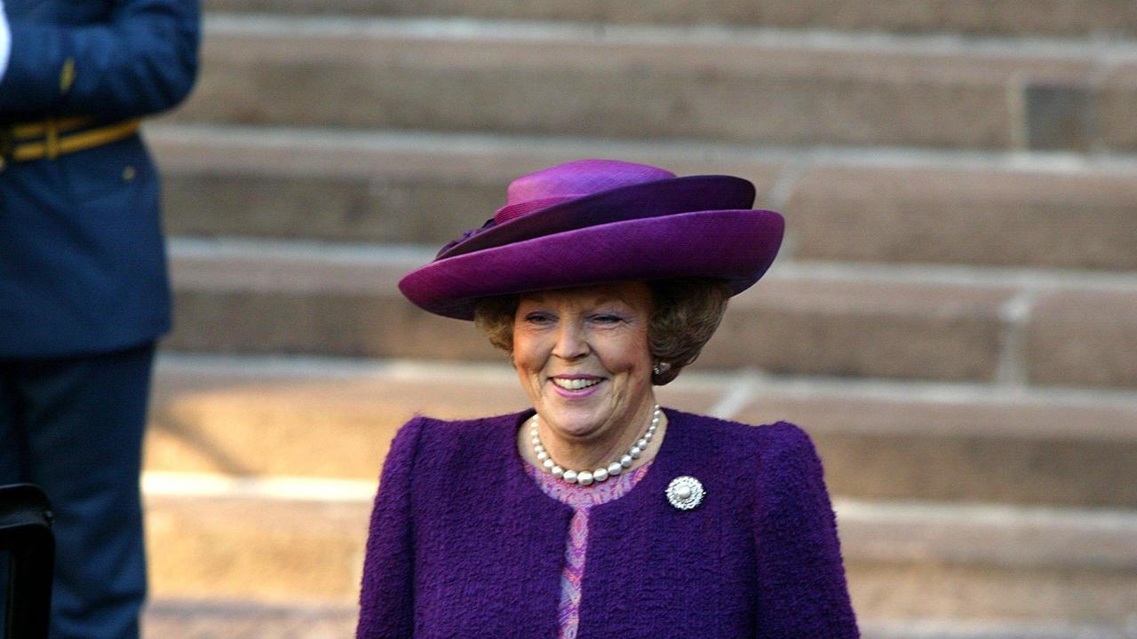 Chapeau: De hoeden van prinses Beatrix tentoongesteld