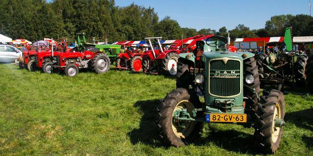 Kennismaken met boerenleven op Boerenfestival