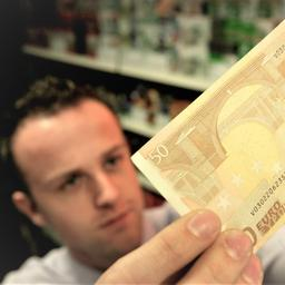 Ruim een derde minder valse eurobiljetten aangetroffen in 2020