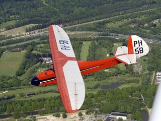 Jongen maakte solovlucht als onderdeel van zijn opleiding